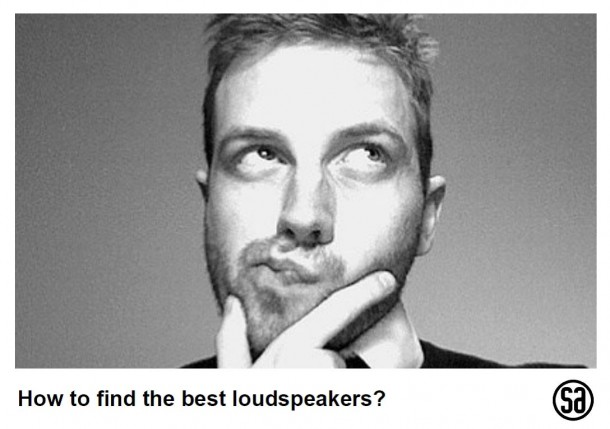 Online - How to find the best loudspeakers