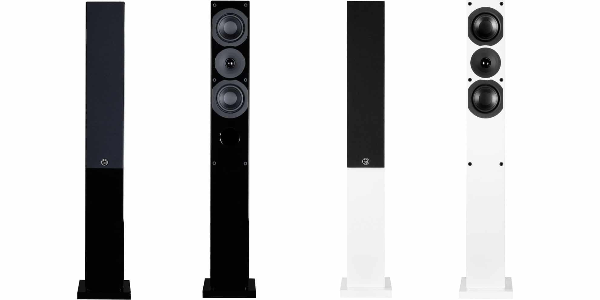 sa saxo 30 floor standing speaker click to read more sa. Black Bedroom Furniture Sets. Home Design Ideas