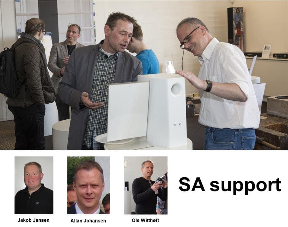 SA-support