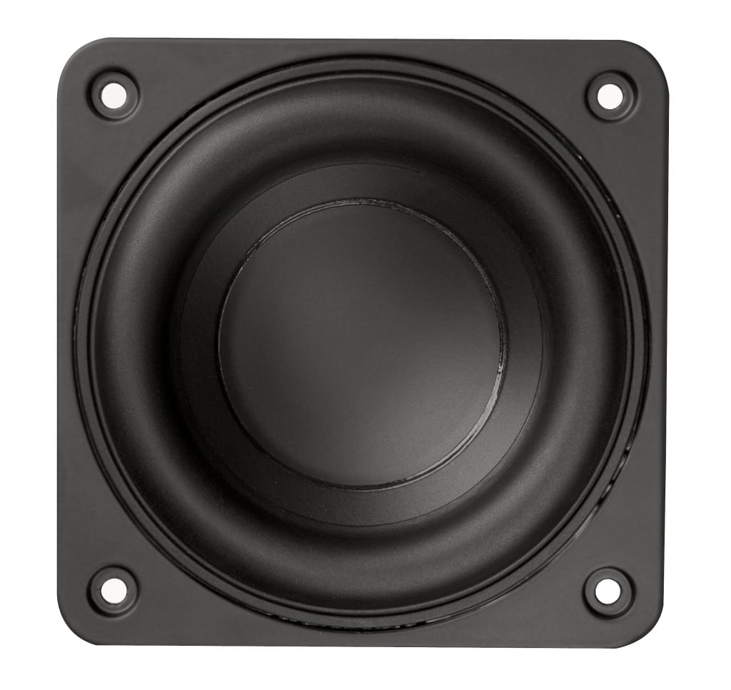 woofer W1104XL front