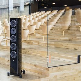 This is our most ambitious loudspeaker ever
