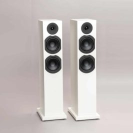 The new SA saxo 40: A loudspeaker with the perfect size