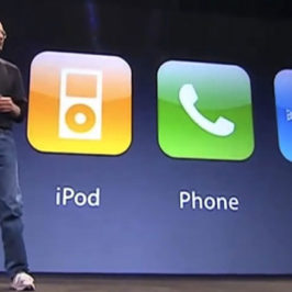 Steve Jobs did nothing for great sound. Now something is happening