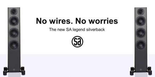 SA legend silverback family