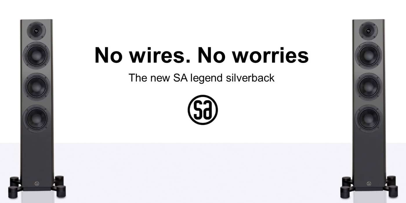 SA legend silverback familie
