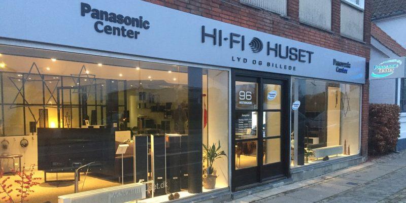 HiFi Huset Svendborg