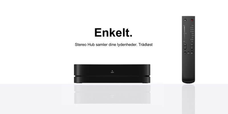 Stereo Hub Enkelt